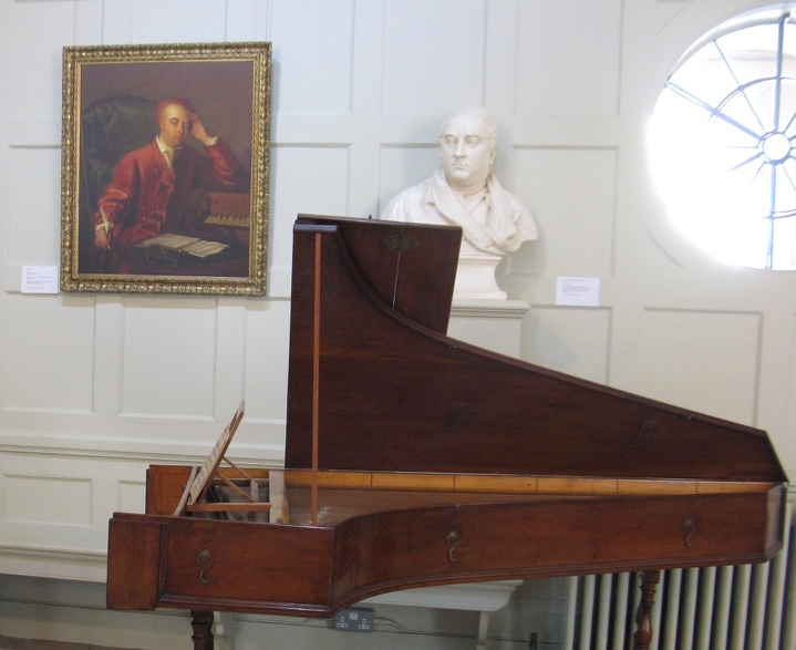 Handel and the Harpsichord