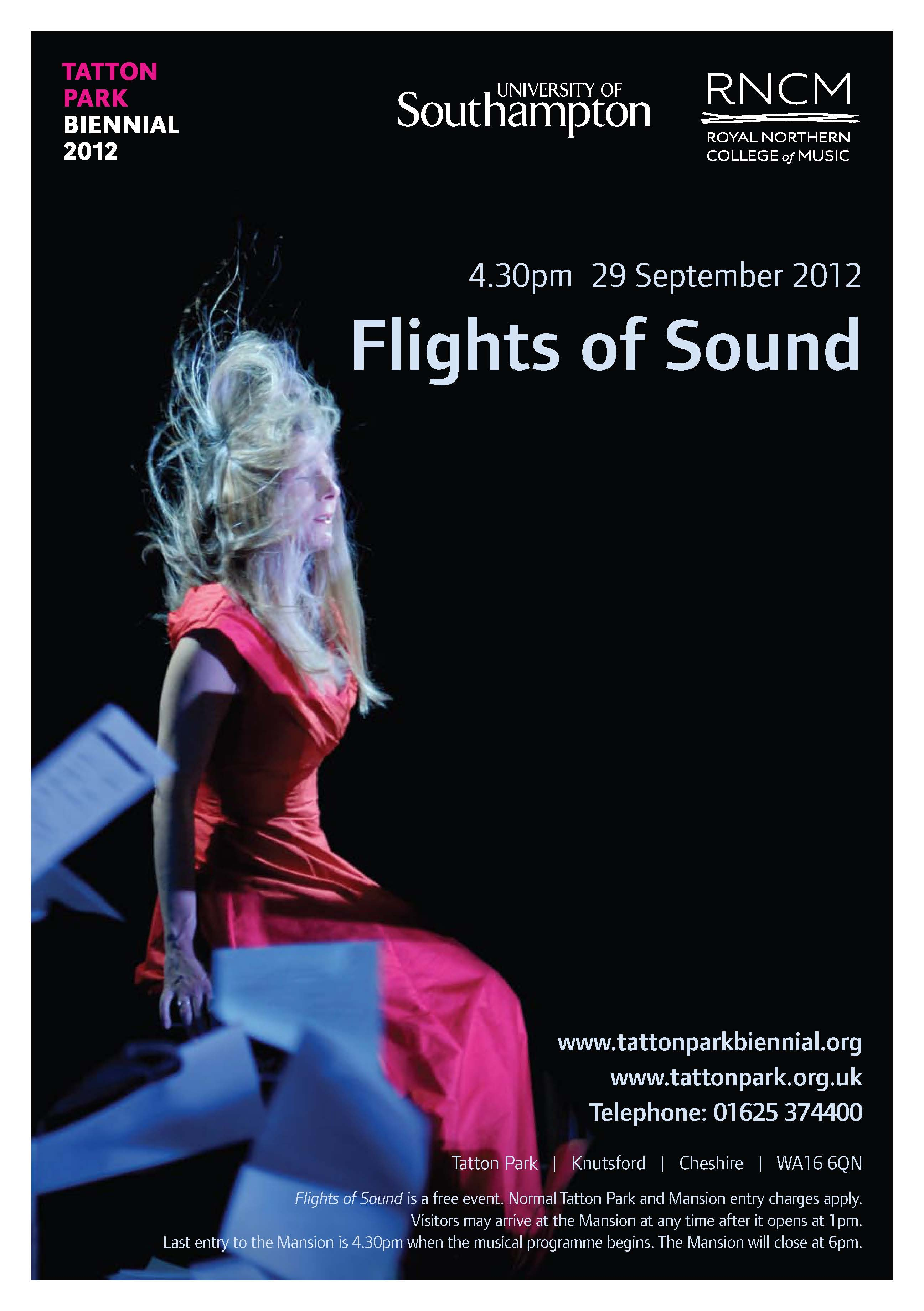 Flights of Sound poster