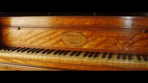 Grand piano by Broadwood 1802