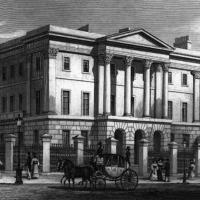 Apsley House in 1829 by TH Shepherd